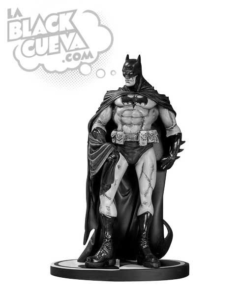Batman Black and White: estatua de Eduardo Risso