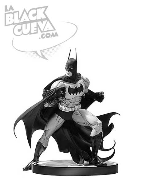Batman Black and White: estatua de Tim Sale