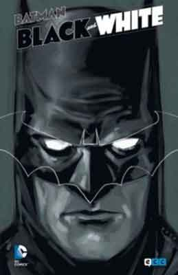 Portada de Batman Black and White volumen 4